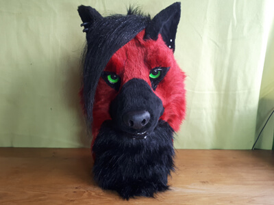 Madix Raffle Head